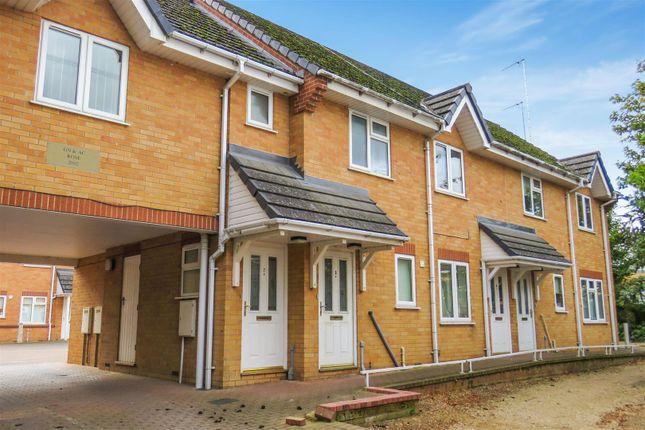 Thumbnail Maisonette to rent in Malting Yard, Ramsey, Huntingdon