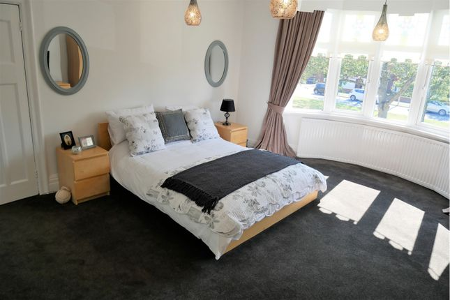 Master Bedroom of King George Road, South Shields NE34