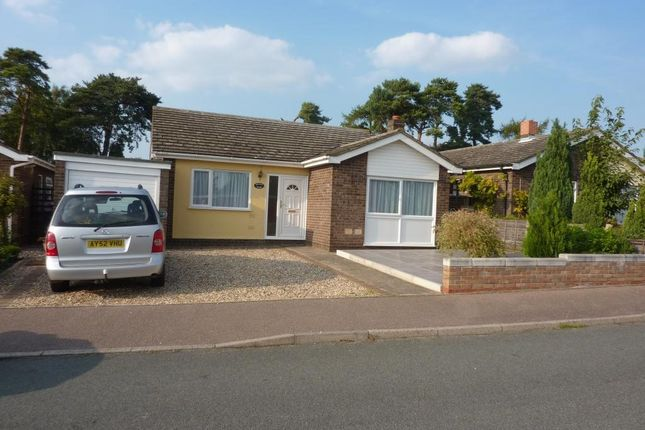 Thumbnail Detached bungalow to rent in The Firs, Lakenheath
