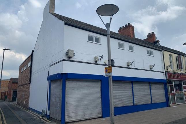 Thumbnail Retail premises to let in Ravendale Street North, Scunthorpe, North Lincolnshire