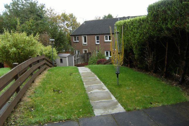 Back Garden of Aspen Crescent, Dumfries DG1