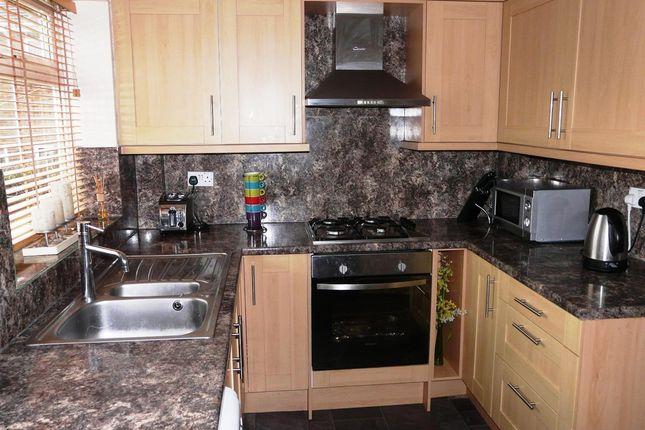 Kitchen of Wooler Green, Newcastle Upon Tyne NE15