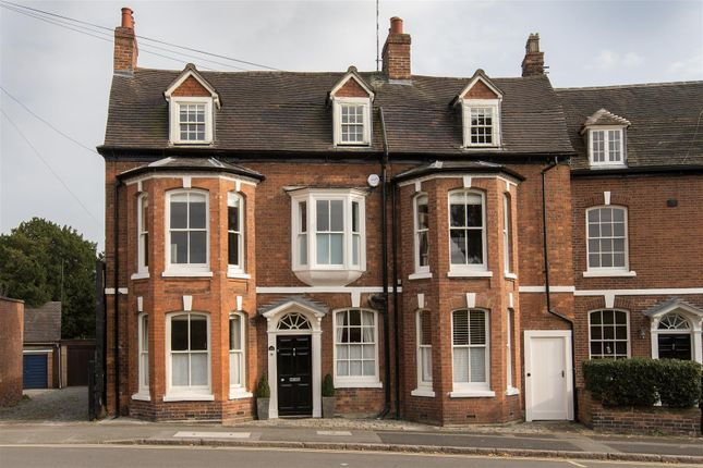Thumbnail Link-detached house for sale in New Street, Kenilworth, Warwickshire