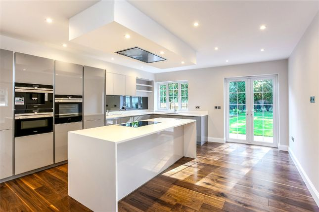 Thumbnail Semi-detached house for sale in Chobham Road, Sunningdale, Berkshire