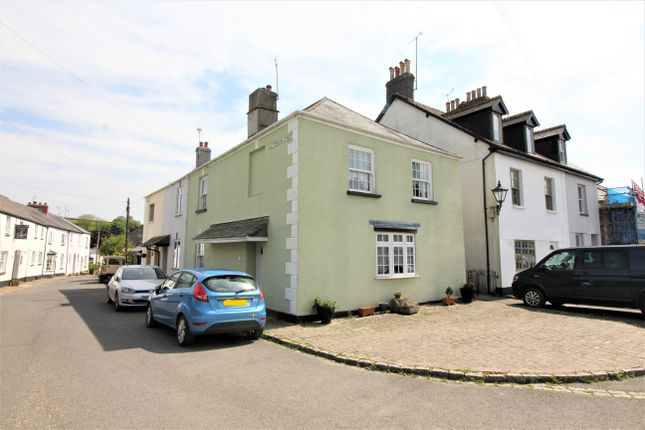 Thumbnail End terrace house for sale in The Square, Ugborough, Devon