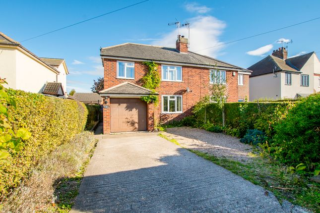 Thumbnail Semi-detached house for sale in New Hill, Walesby, Newark