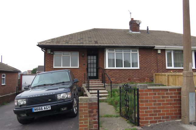 Thumbnail Semi-detached bungalow for sale in Hollins Avenue, Dewsbury