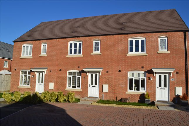 3 bed terraced house to rent in Kingsway, Quedgeley, Gloucester