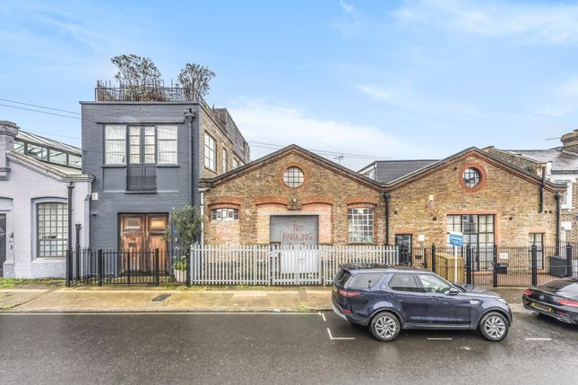Thumbnail Land for sale in Waldo Road NW10, Kensal Green,