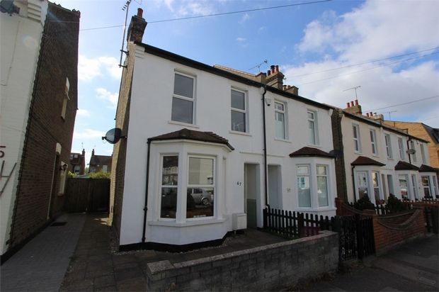 Thumbnail Semi-detached house to rent in Leighville Grove, Leigh-On-Sea, Essex