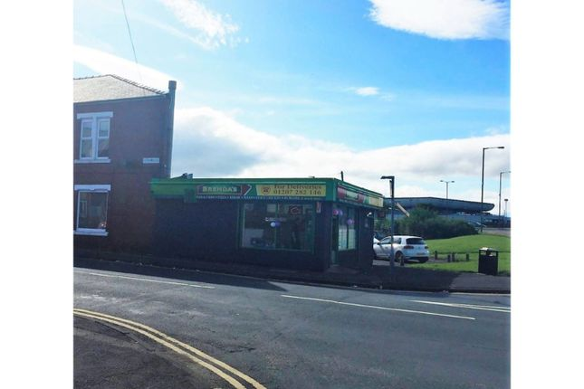 Thumbnail Restaurant/cafe for sale in Tyne Road, Stanley