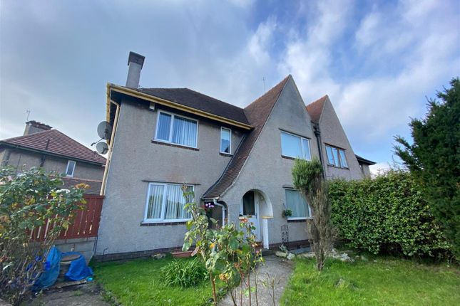 Thumbnail Semi-detached house for sale in Gardenside, Wirral