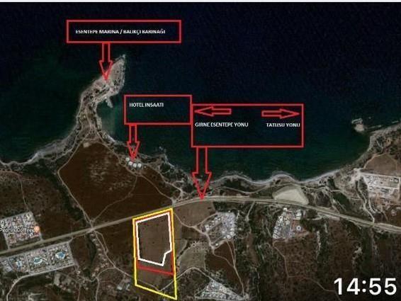 Thumbnail Land for sale in 30 Donum Bahceli Land, East Of Kyrenia