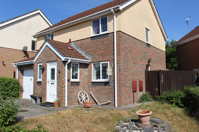 Thumbnail Detached house for sale in Clos Cwm Creunant, Pontprennau, Cardiff