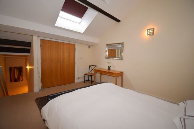 Bedroom of Titanic Mill, Linthwaite, Huddersfield HD7