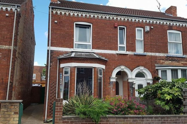 3 bed semi-detached house to rent in Edward Road, Gainsborough DN21