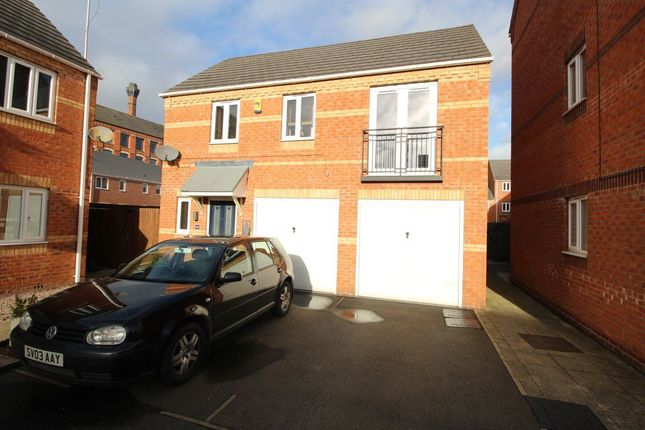 Thumbnail Property to rent in Bramble Court, Sandiacre, Nottingham