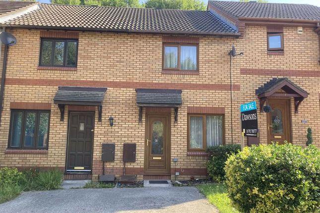 Terraced house for sale in Ffordd Scott, Birchgrove, Swansea