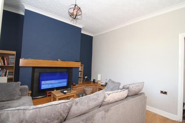 Living Room of Vale Street, Blackburn, Lancashire BB2