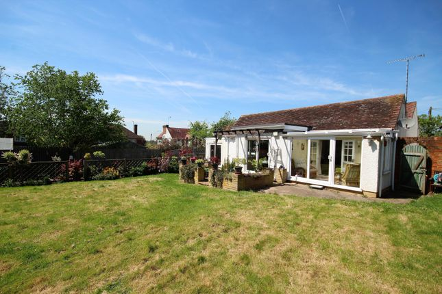 Thumbnail Detached bungalow for sale in Byron Road, Twyford, Reading
