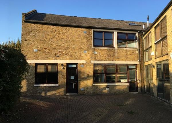 Office to let in 1/2 Taylors Yard, 67, Alderbrook Road, Clapham South