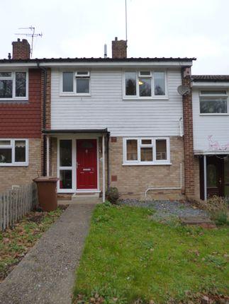 Thumbnail Terraced house to rent in Burnham Walk, Gillingham