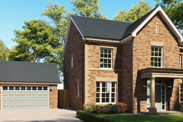 5 bed detached house for sale in Livingston Place, St Asaph LL17