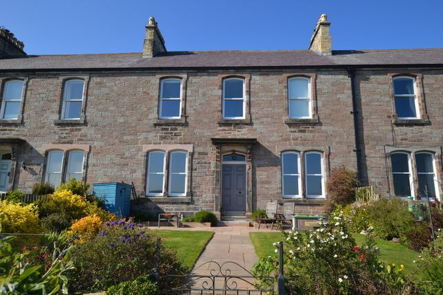 Thumbnail Town house for sale in Devon Terrace, Berwick Upon Tweed, Northumberland