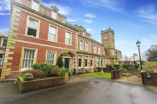 Thumbnail Flat for sale in Whalton Park, Morpeth, Northumberland