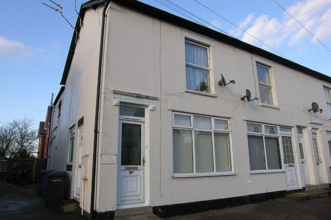 Thumbnail Flat to rent in Felixstowe Road, Ipswich