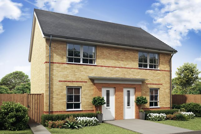 "Thumbnail End terrace house for sale in ""Kenley"" at Norton Road, Norton, Stockton-On-Tees"