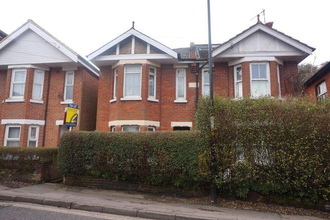 Thumbnail Flat to rent in Highfield Lane, Southampton