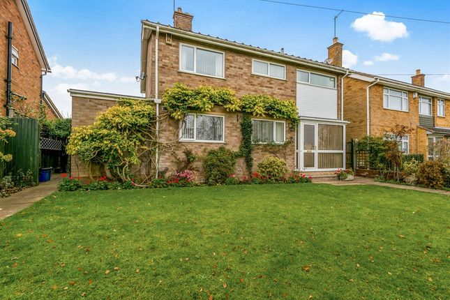 Thumbnail Detached house for sale in Booth Lane South, Weston Favell, Northampton