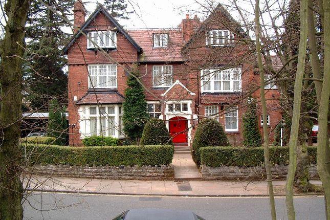 Thumbnail Flat to rent in Amesbury Road, Moseley, Birmingham