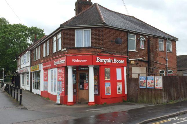 Thumbnail Retail premises for sale in Hinckley LE10, UK