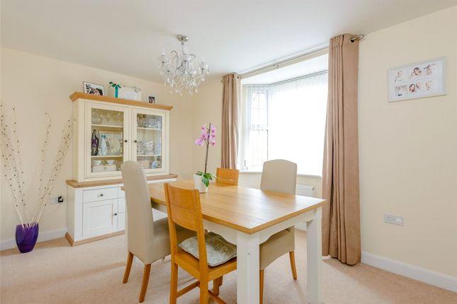 Dining Room of Rose Tree Close, Moulton, Northampton, Northamptonshire NN3
