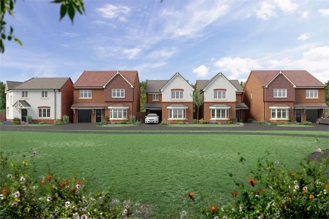 "2 bedroom town house for sale in ""Hopton"" at Oteley Road, Shrewsbury"