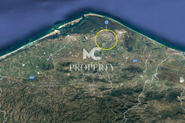 Thumbnail Land for sale in 8000 São Pedro, Portugal