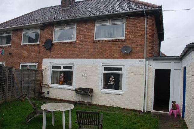 2 bedroom semi-detached house for sale in Bowfell Road, Middlesbrough