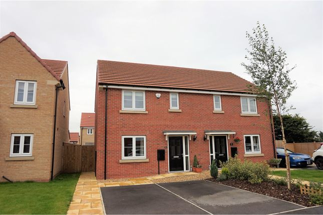 3 bed semi-detached house for sale in Cooper Street, York