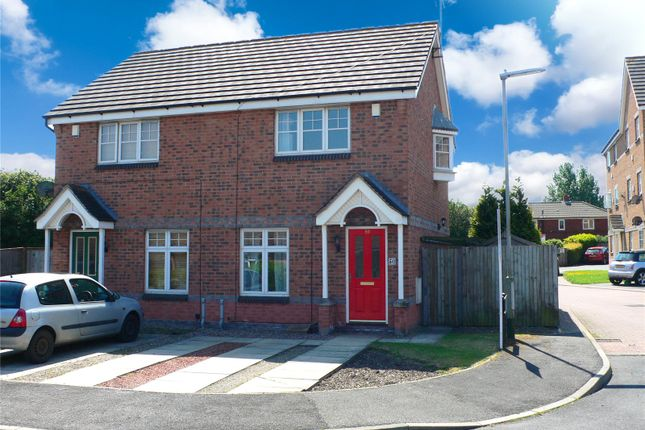 Thumbnail Semi-detached house to rent in The Gardens, Middleton, Leeds, West Yorkshire