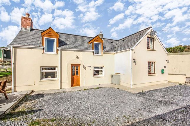 Thumbnail Detached house for sale in Llanteg, Narberth