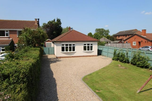 Thumbnail Detached bungalow for sale in St. Helens Close, Morton On Swale, Northallerton