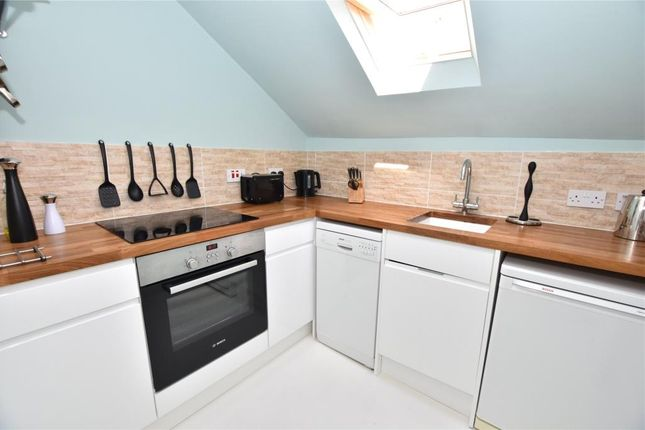 Thumbnail 1 bed flat for sale in Northumberland Place, Teignmouth, Devon