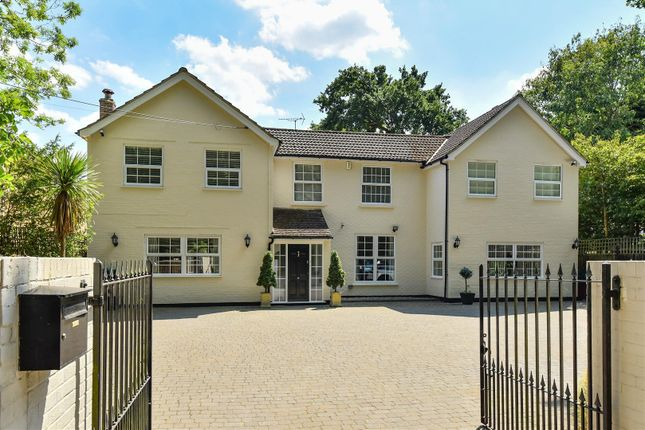 Thumbnail Detached house for sale in Nine Mile Ride, Wokingham, Berkshire