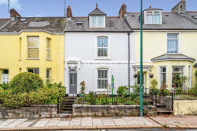 Thumbnail Terraced house for sale in Devonport Road, Plymouth, Devon