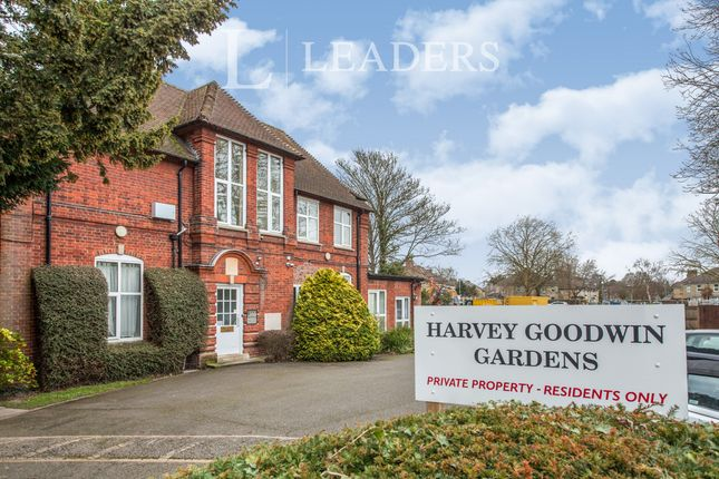 Harvey Goodwin Gardens, Cambridge CB4