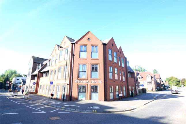 Thumbnail Flat for sale in Wessex House, 80 Park Street, Camberley, Surrey