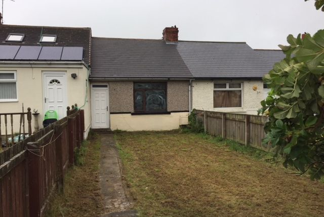 Thumbnail Bungalow for sale in Third Street, Leadgate, Consett