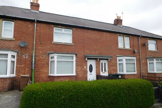 Thumbnail Terraced house to rent in Main Crescent, Wallsend
